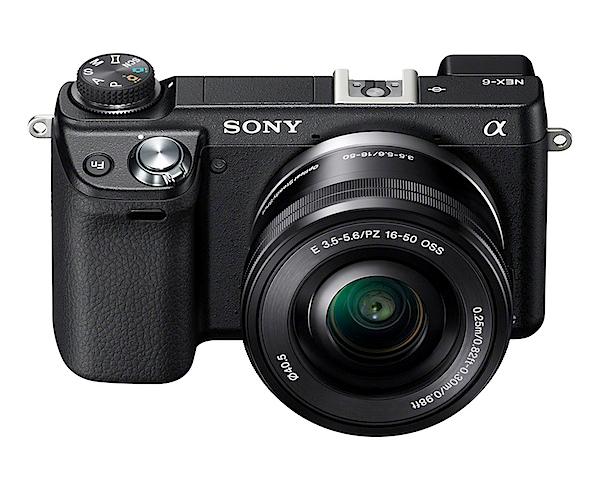 Sewa Kamera Sony a6000